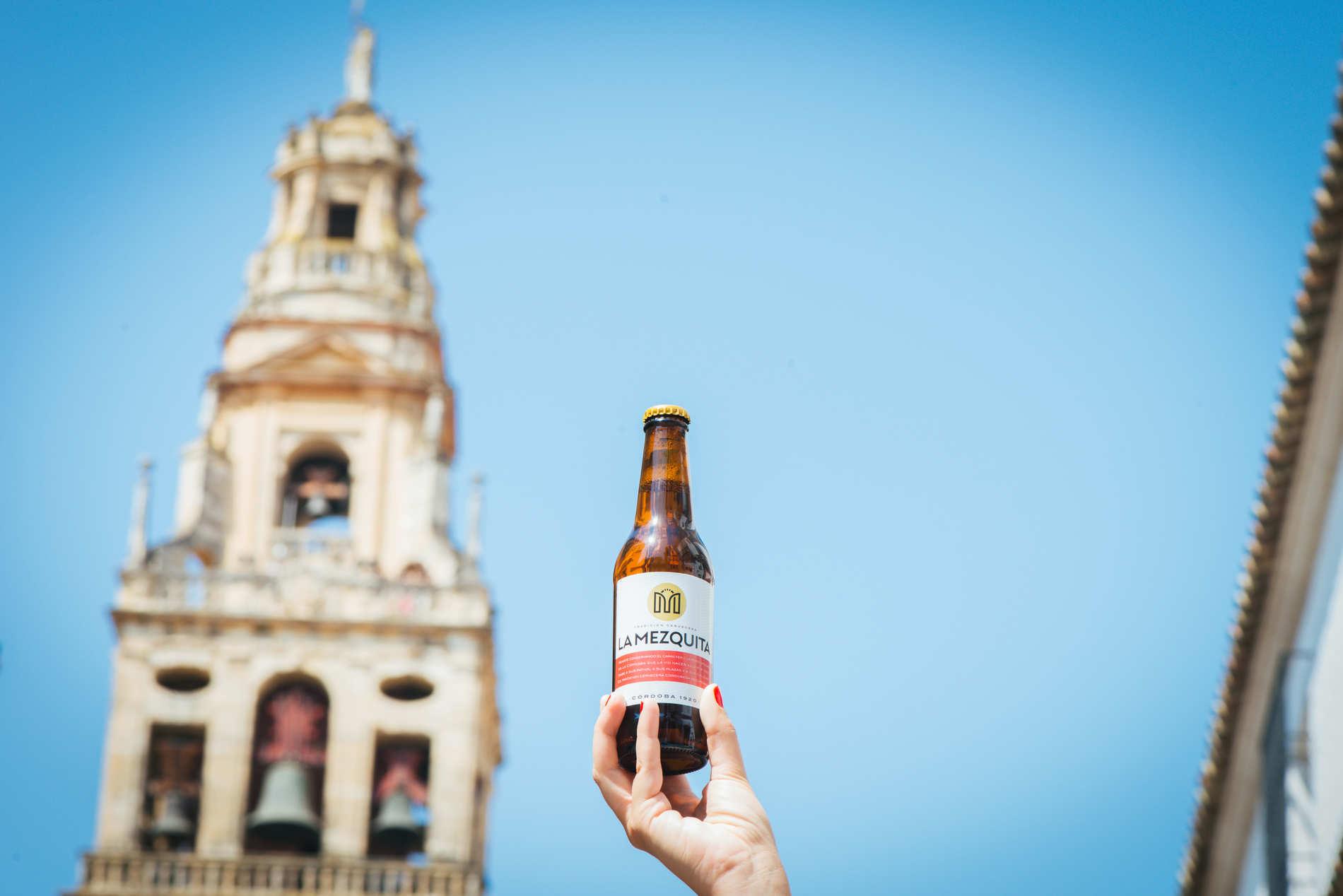 Bienvenida de nuevo a casa: Cerveza La Mezquita