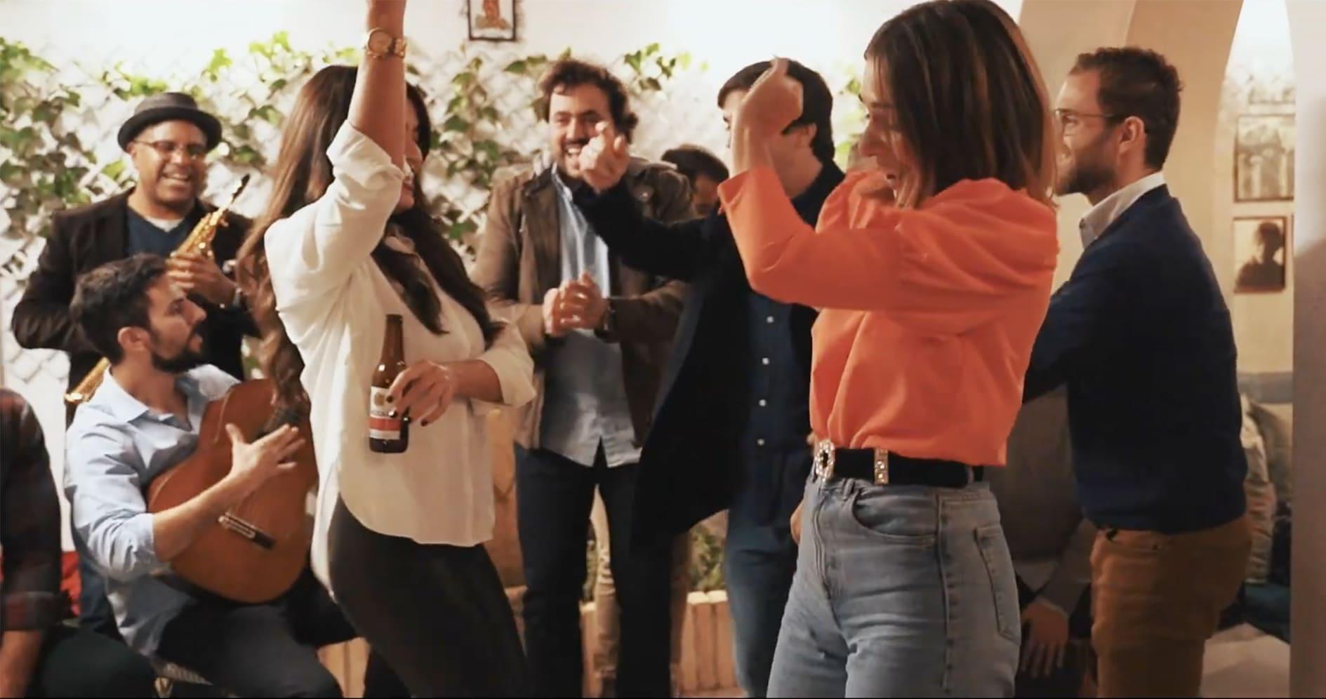 Cerveza La Mezquita os desea Felices Fiestas