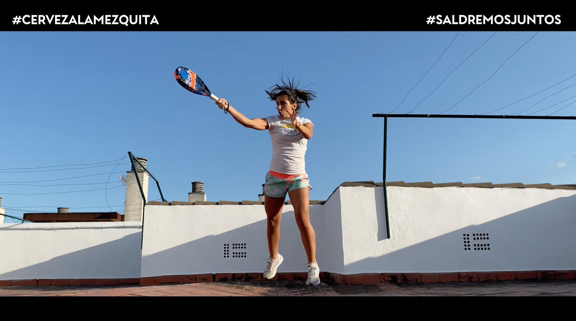 #SaldremosJuntos con Alba Izquierdo