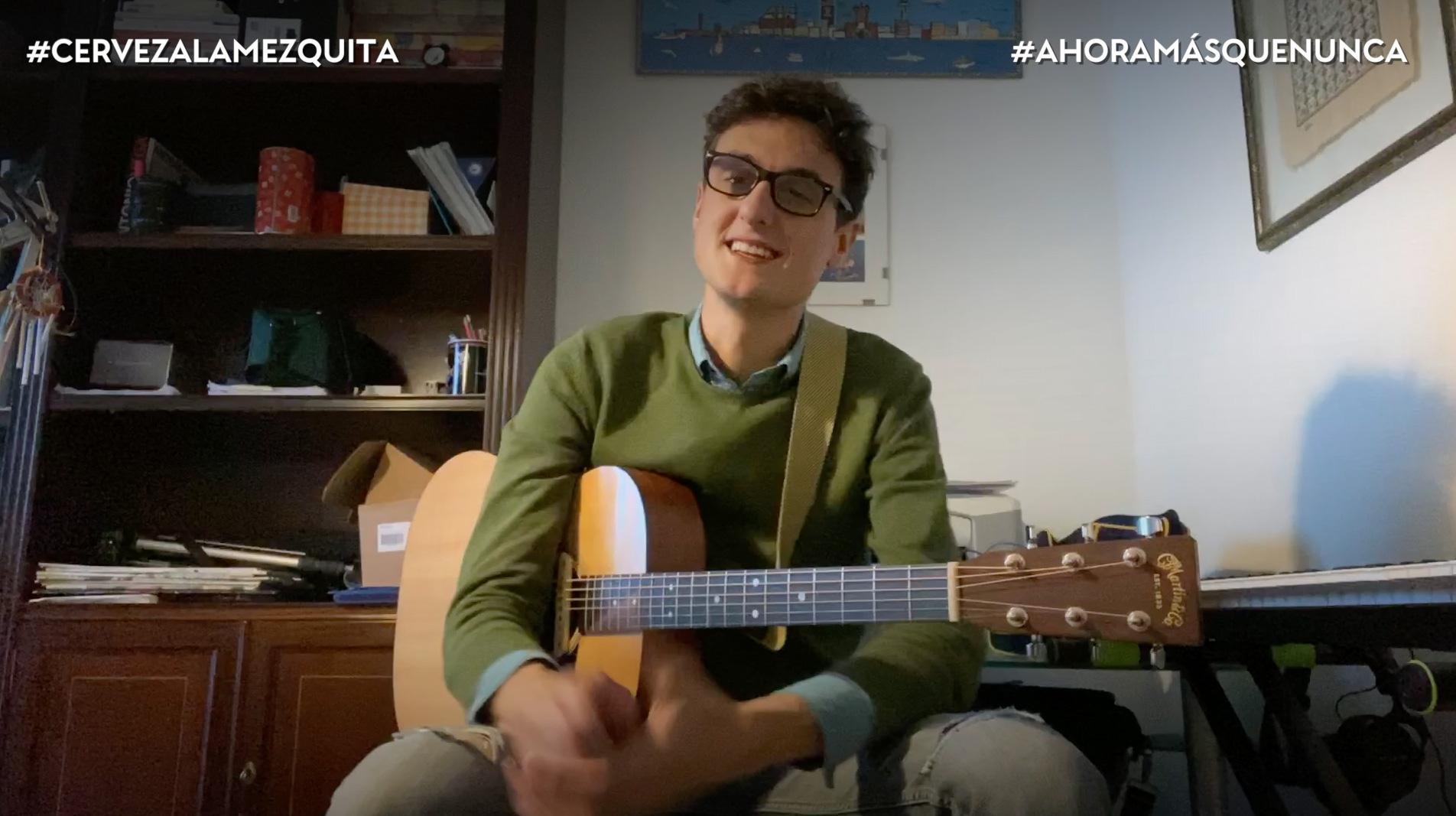 Álvaro Guerrero, músico y compositor